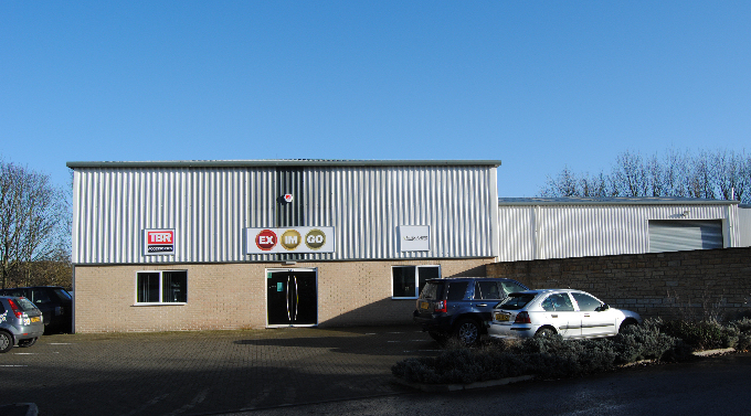 Light Industrial 6333 sq ft including Offices -INCENTIVES AVAILABLE
