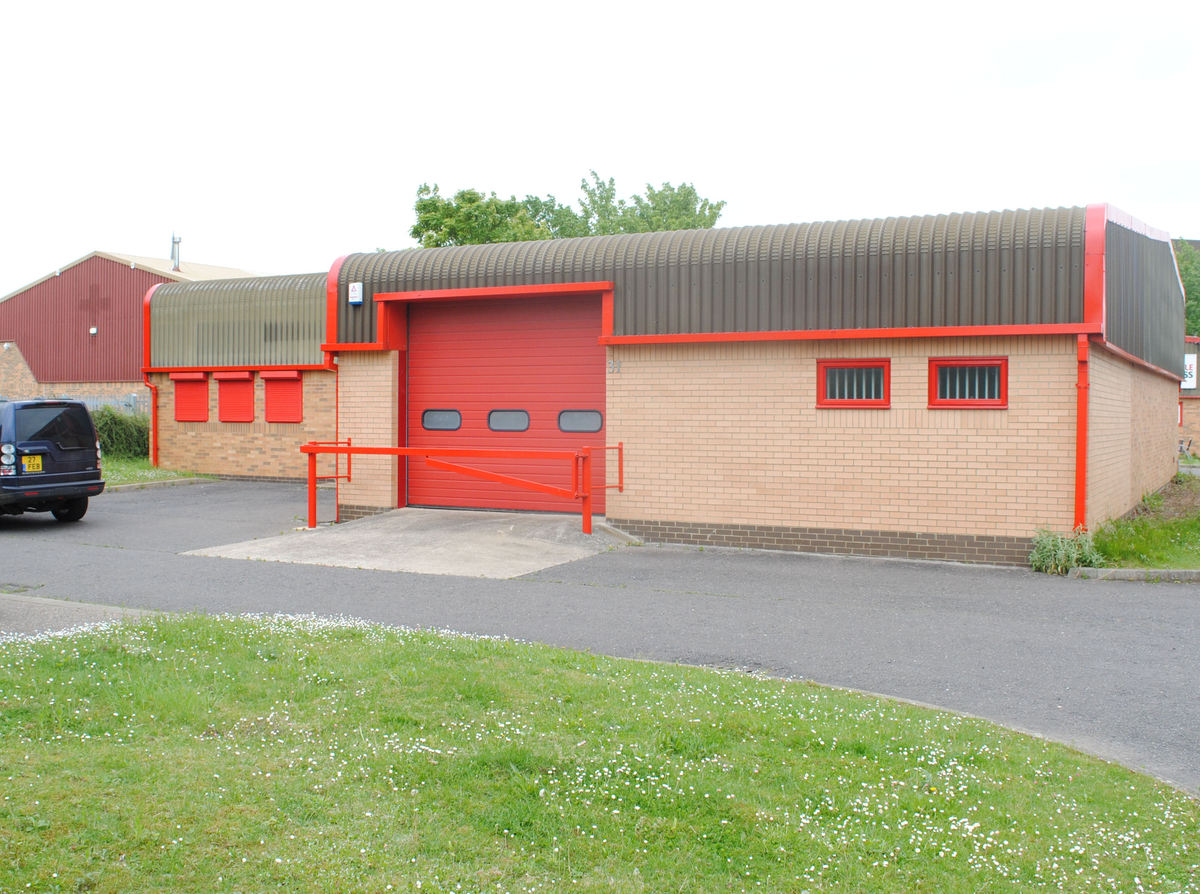 OUNDLE - Nene Valley Business Park - SOLD